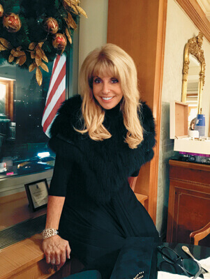 Luxury Travel Advisor July 2015 issue Feat. Mary Jean Tully