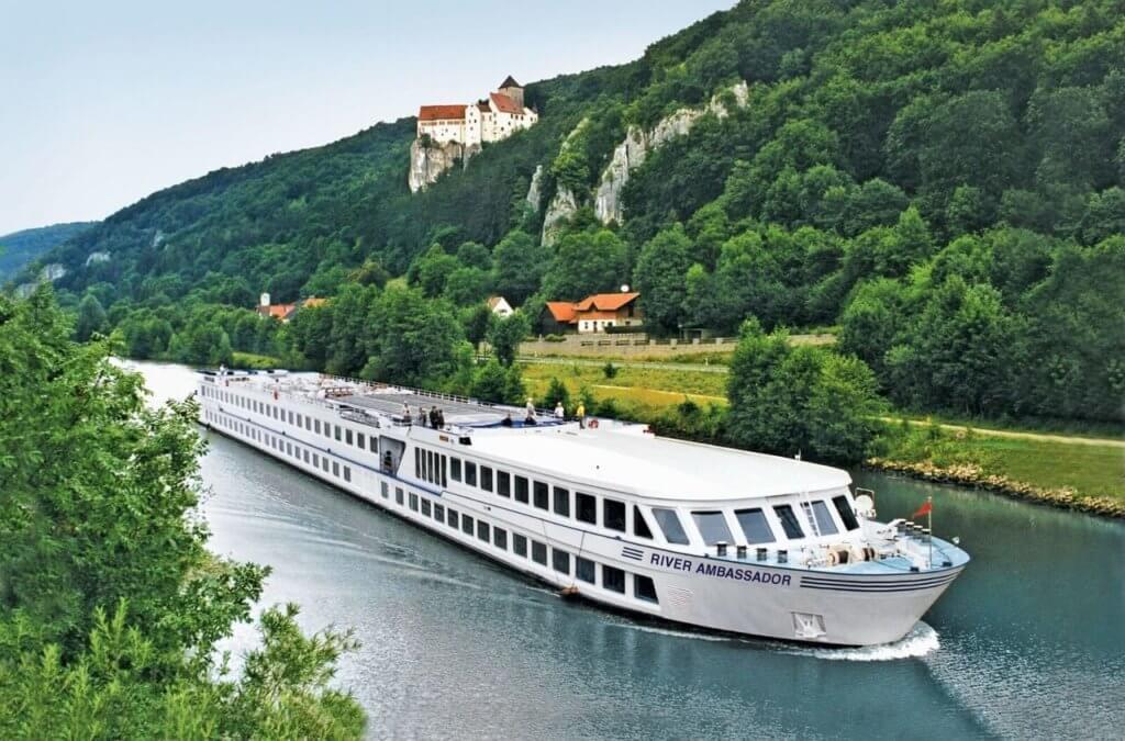 Uniworld River Ambassador Rhine Valley