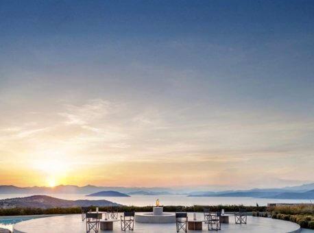 Aman Hotel Amanzoe Greece