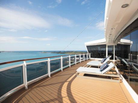 EXP Regent Suite Balcony