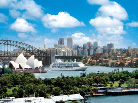 Regent - Sydney Opera House