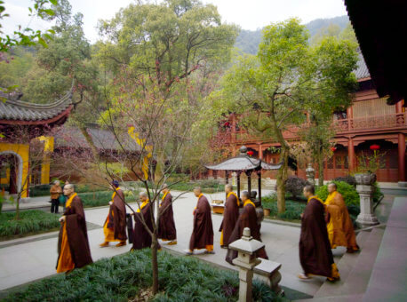 Yongfu Temple_Courtyard
