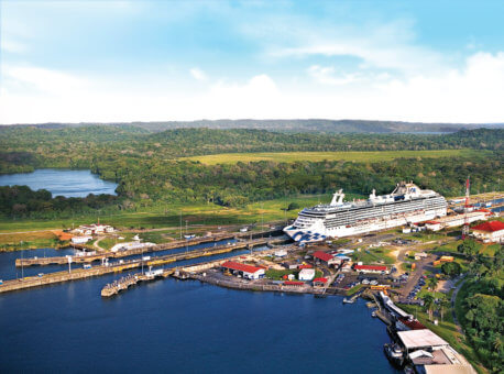 2008 Panama Canal Brochure