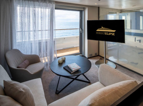 Scenic Eclipse Spa Suite Lounge-2