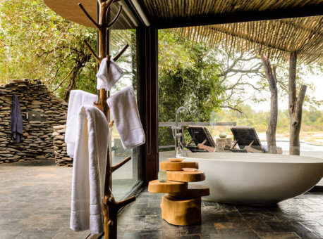 Singita Boulders Lodge in South Africa