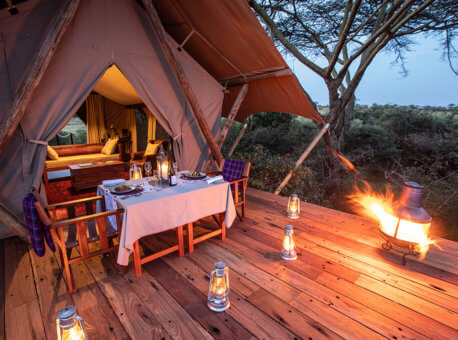 Mara Nyika in Kenya
