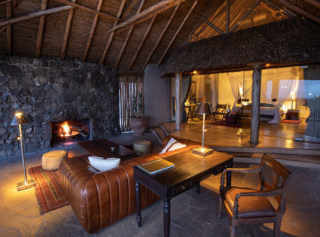 Ol Donyo Lodge in Kenya