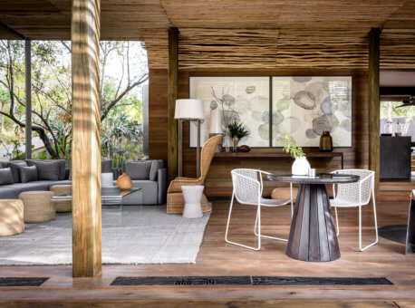 Singita Lebombo Lodge in South Africa