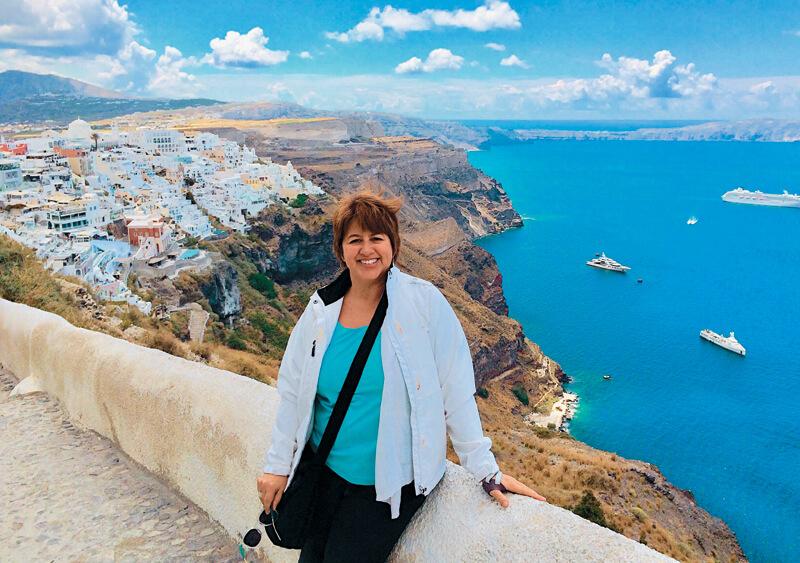 Luxury Travel Advisor Magazine: Trendsetter Kit Neil