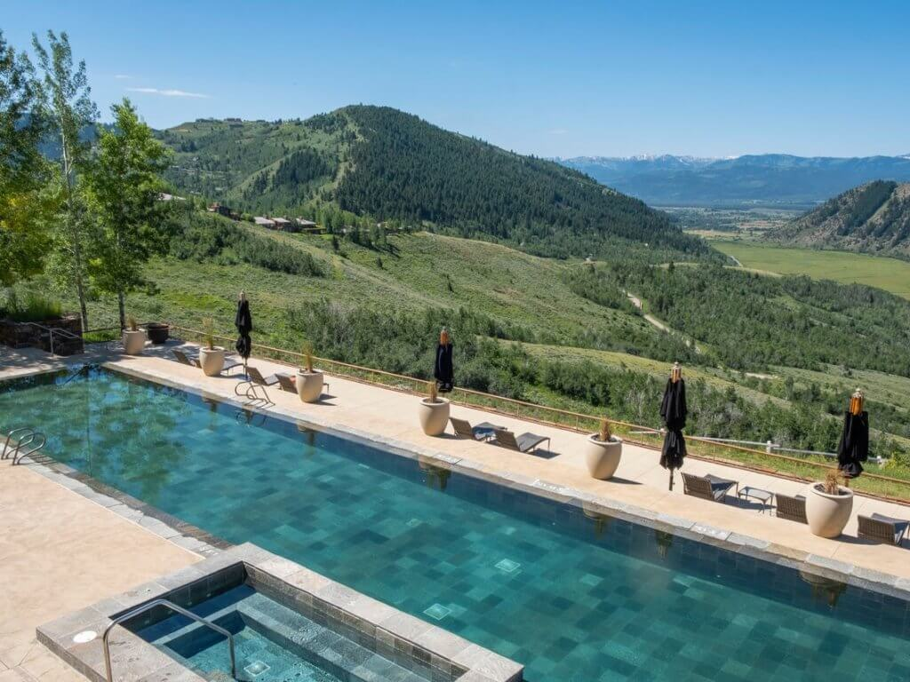 Mini Breaks: Amangani Resort in Jackson Hole