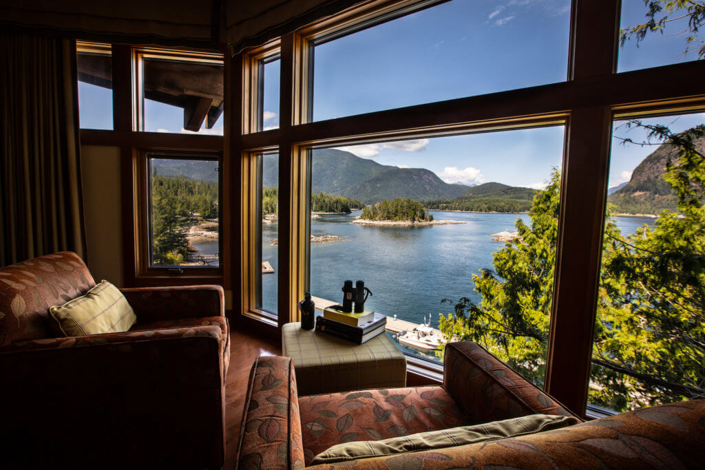 Wellness Escapes: Sonora Resort in B.C. Room View