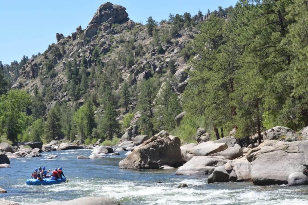 Mini Breaks: White Water Rafting in Aspen