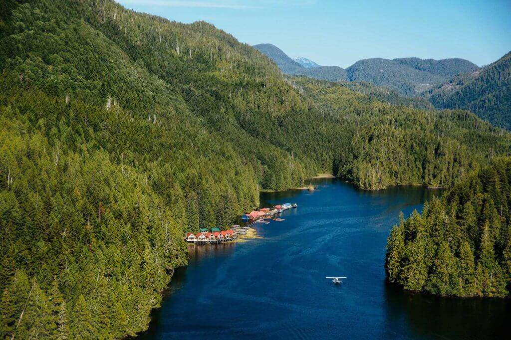 Mini Breaks: Nimmo Bay, B.C.