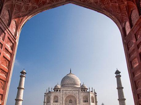 Asia-India-Taj-Mahal
