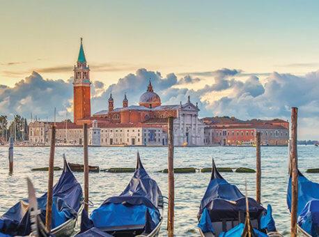 Europe-Italy-Venice-Gondola