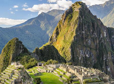 Latin-America-Peru-Machu-Picchu
