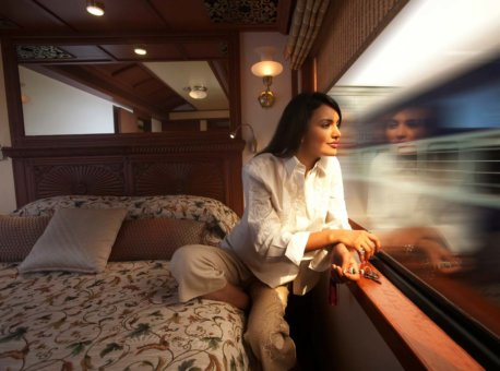 Maharajas Express room