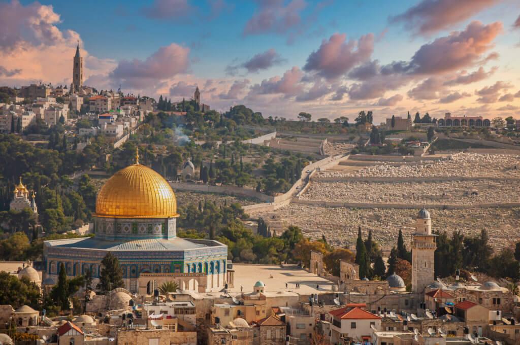 Israel and Petra