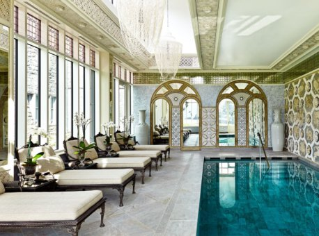The Spa at Ashord Castle