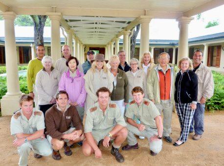 safari group small