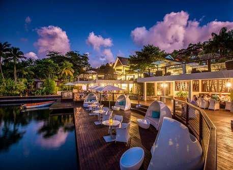Marigot Bay Resort, St. Lucia