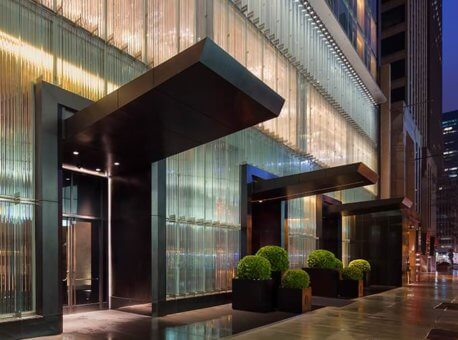 Baccarat Hotel, NYC